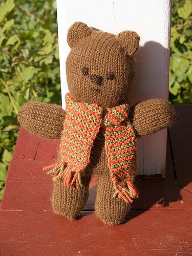 Lovable Bear