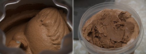 Mexican Chocolate & Chili Ice Cream
