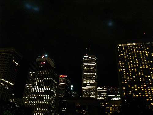 Nuit Blanche 2008 - Downtown Toronto