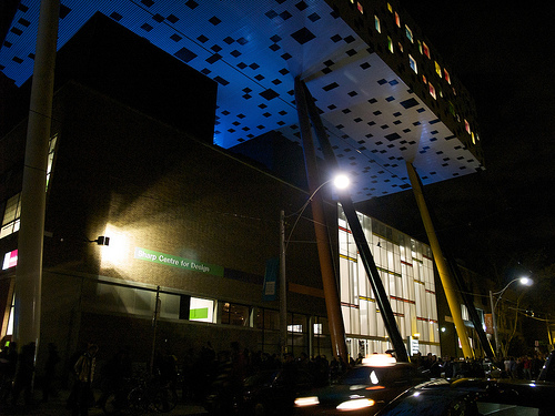 Nuit Blanche 2008 - OCAD