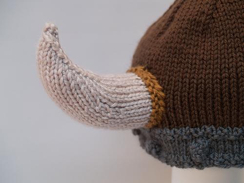 Baby Viking Helmet #2