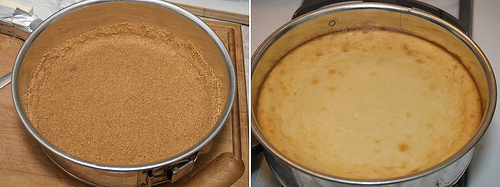 Traditional Baked Cheesecake