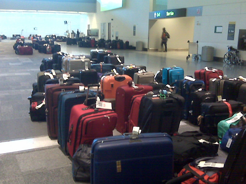YYZ Domestic Baggage Claim