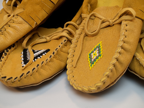 Moccasins - men's