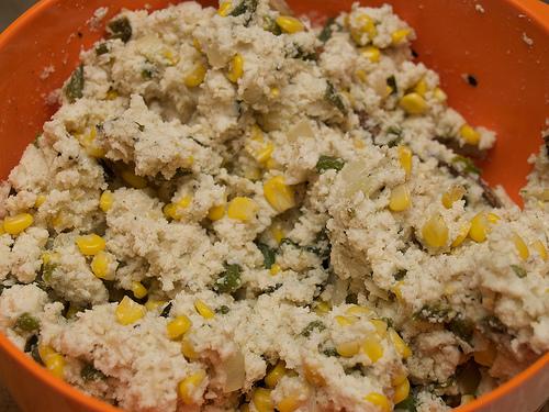 Chili & Corn Tamales