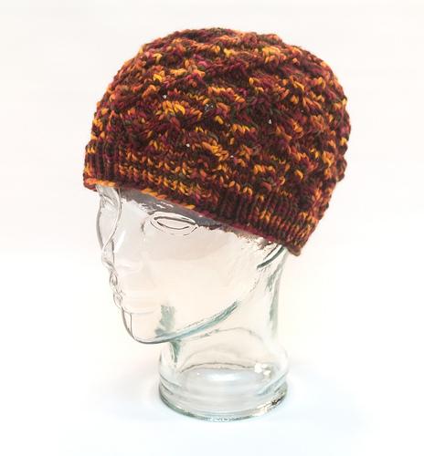 Foliage hat
