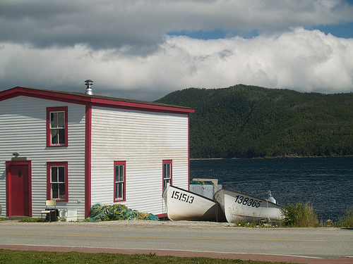 Woody Point, Nfld.