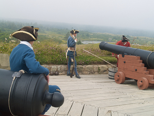 Fortress of Louisbourg