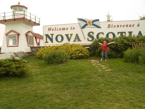 Welcome to Nova Scotia!