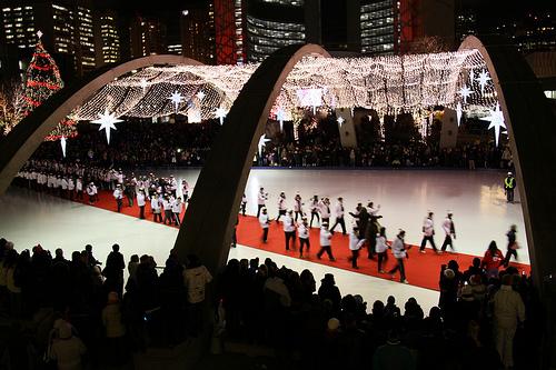 Olympic Torch Celebration, Toronto
