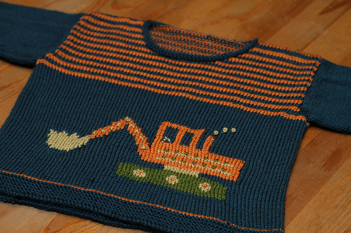 Big Digger Sweater