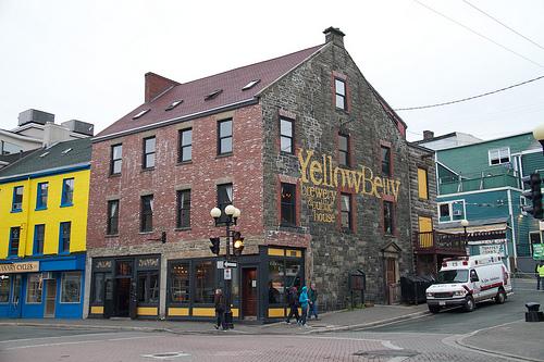 YellowBelly Brew Pub, St. John's