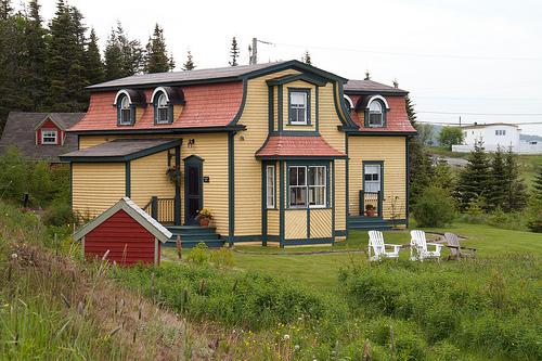 Fisher's Loft Inn guest house