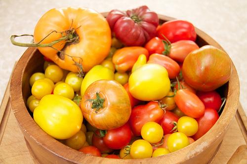 Tomato gluteny