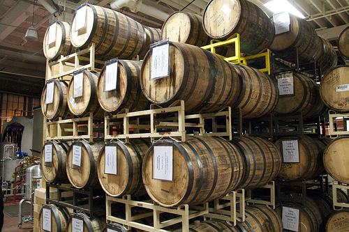 Chris's trip to Sam Adams Brewery