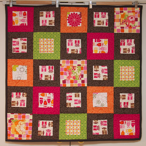 Quilt for Baby Crummell