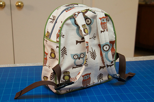 Backpack for Cal