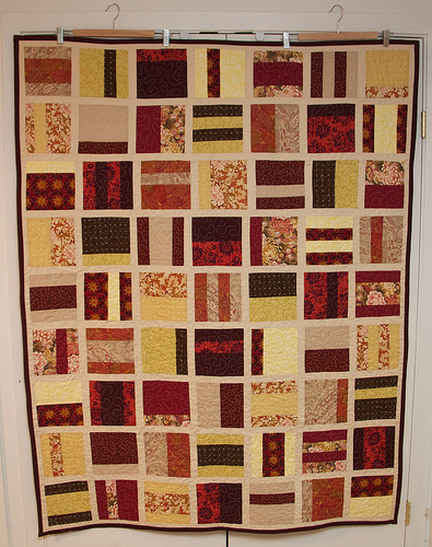 Party Mix Living Room Quilt