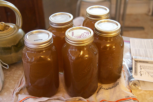 Canning Stock