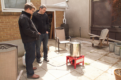 Brewing Day
