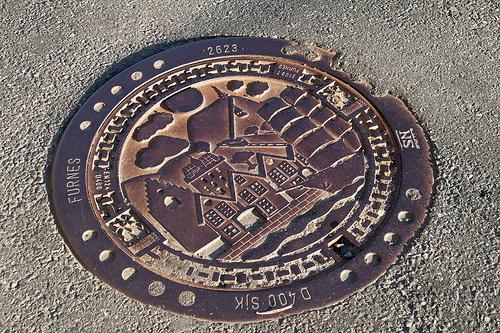 Bergen Manhole Cover