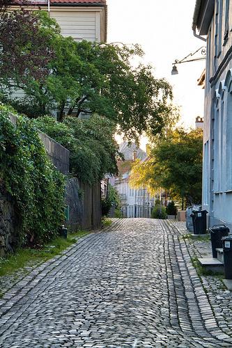 Bergen alley
