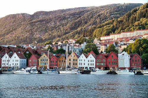 Bryggen, UNESCO World Heritage Site