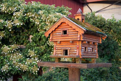 Norwegian Birdhouse