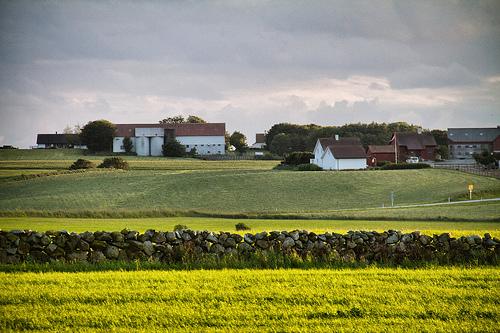Beautiful Nærbø countryside