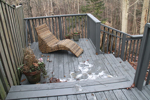 More deck!