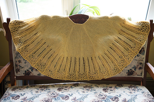 Weekend Shawl