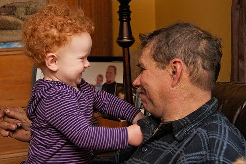 Miss Vu & Grandpa