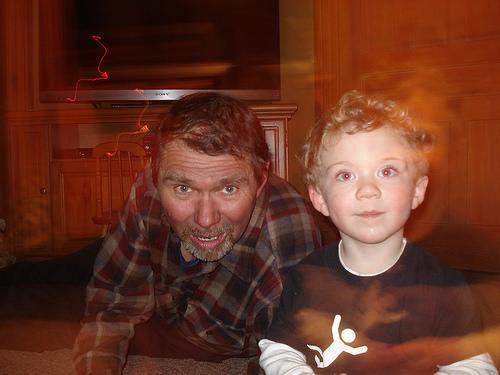 Dad & Magoo