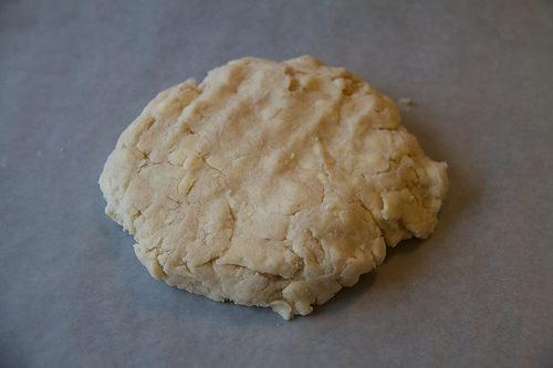 Butter Tart Pastry