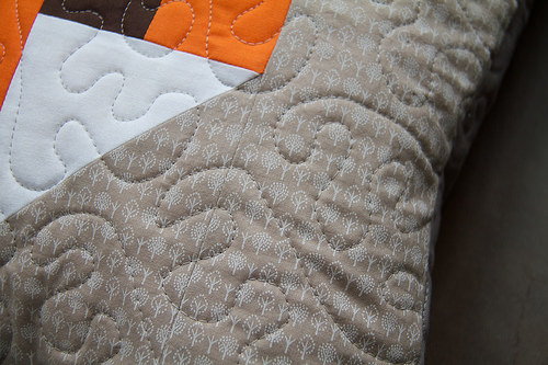 Hedgehog and Fox Pillows
